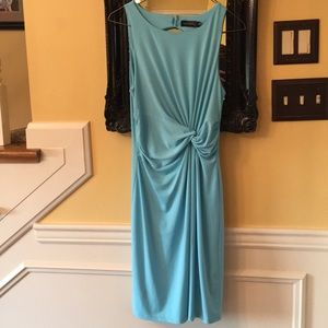 Limited knee-length blue dress excellent condition